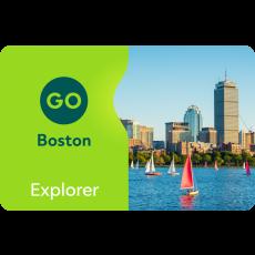 Boston Explorer Pass - 5 opções